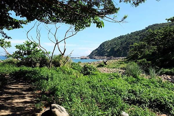 溪仔口海景含蓄