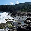溪仔口海灣風景