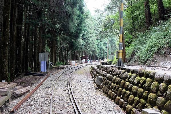 即將抵達神木車站