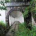 眠月線第2號明隧道