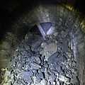 第2號隧道崩塌處西端