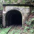 第3號隧道(全長54公尺;海拔2344公尺)