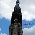 新教堂鐘樓第一層、第二層