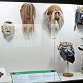 蒙古代表面具