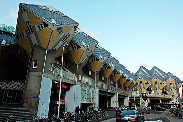 鹿特丹方塊屋