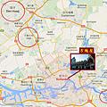 鹿特丹Map