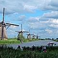 荷蘭風車風情