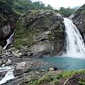 瑪家秘境-太古拉筏瀑布