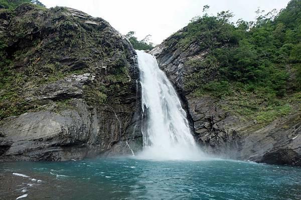 太古拉筏瀑布