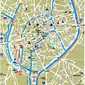 布魯日Map