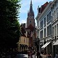 聖母教堂尖塔