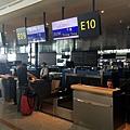 高麗航空於瀋陽機場的櫃台