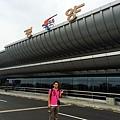 平壤機場航廈