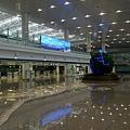 機場二樓出境大廳