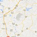 北朝鮮旅行Map2