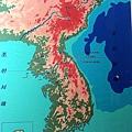 「38度線」位置地圖