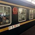 中國硬臥列車,平壤-丹東