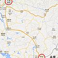 北朝鮮旅行Map3