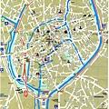 布魯日巡禮Map