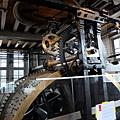 布魯日鐘樓機械齒輪結構