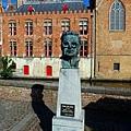 Frank van Acker雕像