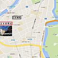 東京中華學校Map