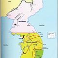 1950.6.25~9.15韓戰勢力地圖
