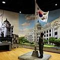 南韓聯軍收復首爾(戰爭博物館)