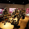陣地戰開打(戰爭博物館)
