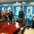 我就站在北韓領土上!
