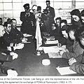 1953.4.17板門店協議同意戰俘交換