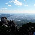 往南眺望首爾市區