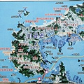 飛禽島Map
