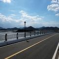 西南門大橋往都草島方向