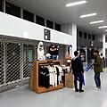 韓國棒球紀念品攤位