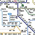 九一站位置地鐵圖