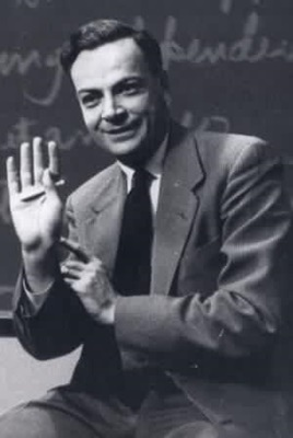Richard Feynman(1918-1988)