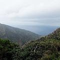 向西眺望台灣海峽