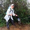 里龍山登山步道終點里程3.85km