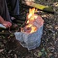 埋鍋煮水發爐