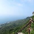 少女峰往北邊海岸展望