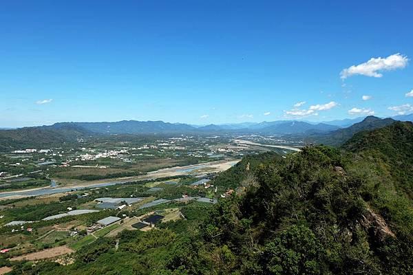楠梓仙溪河谷平原