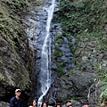 屏東瑪家秘境探路-撒拉灣瀑布