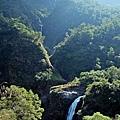 太古拉筏瀑布及其上游源流全貌