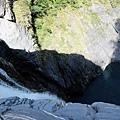 俯瞰太古拉筏瀑布