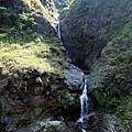 太古拉筏瀑布上游瀑布群