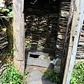 石板屋茅坑