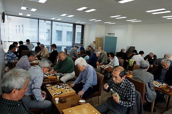 大眾下棋對弈場所