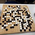 在日本下的第一盤圍棋
