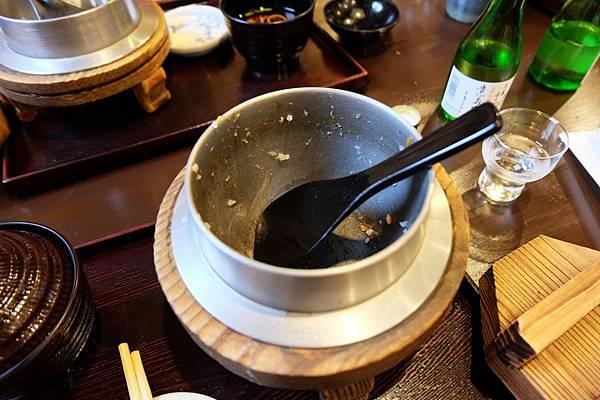 志津香釜飯完食